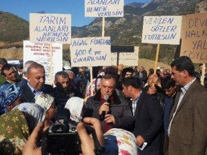 """CHP'li Öztürk: """"Köylüler Mağdur Edildi"""""""