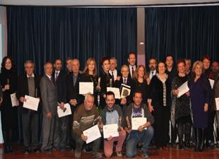 Eskişehir Sanat Ödülleri sahiplerini buldu