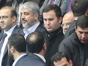 AKP kongresine Hamas Lideri katıldı