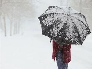 İstanbul yeni yıla karla uynacak