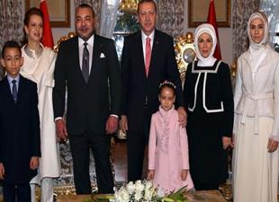 Fas Kralı'nın Türkiye ziyaretindeki sır çözüldü