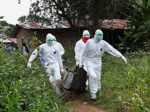 Batı Afrika'da Ebola'dan ölenlerin sayısı 8 bine yaklaştı