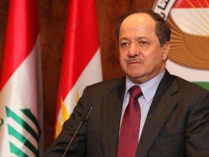 Barzani: Planım haritayı değiştirmek