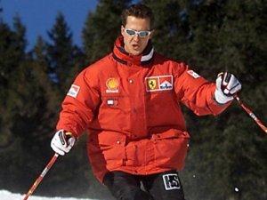 Schumacher'den sevindirici haber