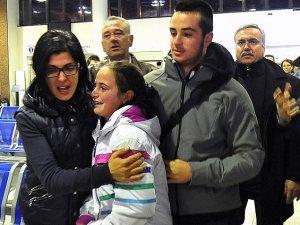 Yanan feribottaki Türk yolcuların tamamı kurtarıldı