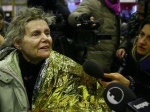 Gemiden inen ilk Türk yolcu dehşeti anlattı