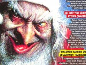 Milli Gazete'den Yılbaşı mesajı: Aldanma, kutlama!