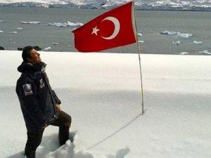 Antarktika'da kurulacak Türk üssünün koordinatları belli oldu