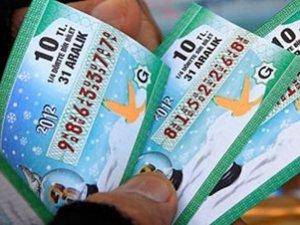Milli Piyango'yu kazanan bilet belli oldu