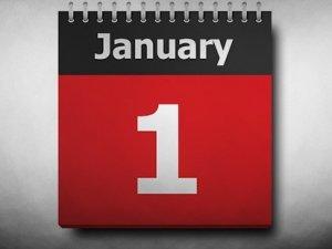 Yıl neden Ocak ayı ile başlar?