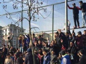 İstanbul Amatör Lig'inde pompalı saldırı