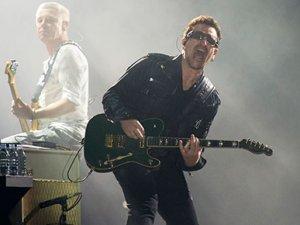 Bono: Bir daha gitar çalamayabilirim