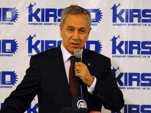 Başbakan Yardımcısı Bülent Arınç: Milletvekilliği için aday patlaması yaşanacak