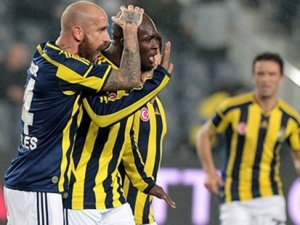 Fenerbahçe'den yeni yıl şovu