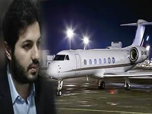 Paralarını faiziyle geri alan Reza Zarrab, 58 milyon dolara uçak aldı