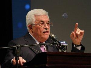Mahmut Abbas: Kudüssüz barış olamaz