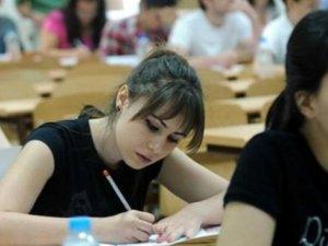 Üniversite sınavına başvurular başladı