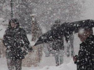 İstanbul için kar alarmı verildi