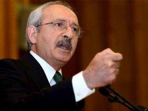 CHP lideri Kemal Kılıçdaroğlu, Yüce Divan üzerinden Davutoğlu'na yüklendi