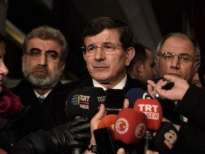 Ahmet Davutoğlu: Gereken adımlar atılacaktır