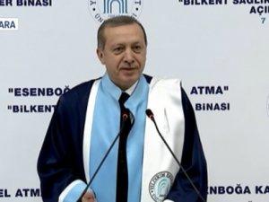 Cumhurbaşkanı Erdoğan'dan yeni polemik: Kampüs değil külliye