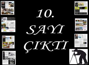 Fotumuz'un 10.sayısı çıktı