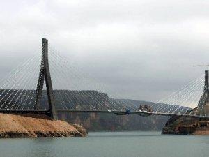 Türkiye'nin 3.büyük köprüsünün adı belli oldu!
