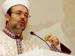 Mehmet Görmez: Saldırı İslam dinine yapılmıştır