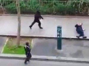 Fransa'da kaldırımda öldürülen polis Müslüman mıydı?