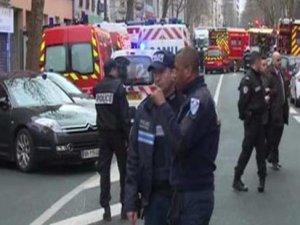 Fransa'da bir kebap restoranında patlama meydana geldi
