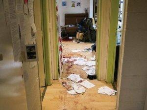 Saldırının olduğu yazı işleri toplantısından kurtulan Laurent Leger konuştu