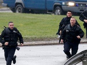 Paris'teki kadın polisin ölümğ ile sonuçlanan saldırıda da Kuaşi kardeşler çıktı