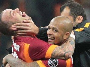 Sneijder kanadında yeni gelişme