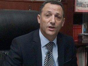 CHP Tunceli İl Başkanı Hüseyin Zeytin bulundu