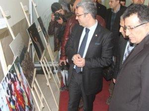 33 Kare Mersin Fotoğraf Sergisi açıldı