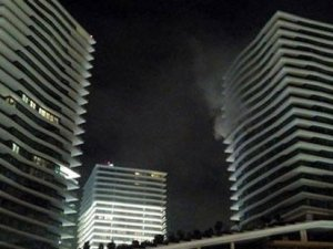 Zorlu Center'da yangın çıktı: 1 ölü 6 yaralı