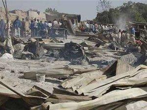 Nijerya'da patlama: Çok sayıda ölü ve yaralılar var