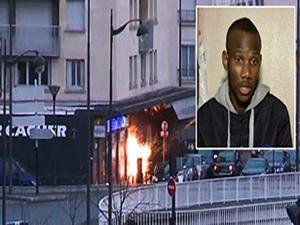 Malili Müslüman genç Fransa'da, 15 kişinin ölmesini engelledi
