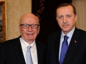 Türk yetkililerinden Rupert Murdoch'a kınama