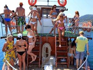 Muğla tarihinin turist rekorunu kırdı