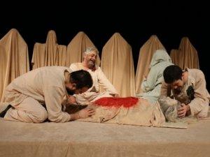 Atakum'da 'Aşkın Gözyaşları Tebrizli Şems' Galası