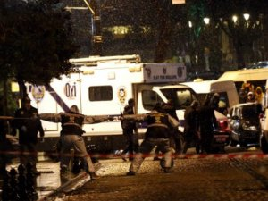Sultanahmet saldırısıyla ilgili 6 gözaltı