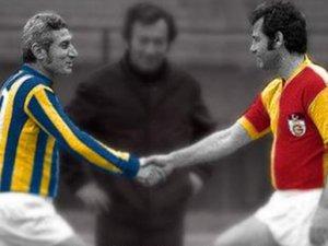 Galatasaray'dan Fenerbahçe'ye jest