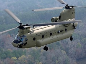 Cumhurbaşkanlığı Sarayı'na 'uçan kale' VIP helikopter