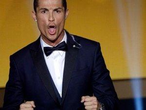 Ronaldo'dan 'Altın Top' açıklaması