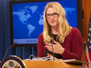 ABD Dışişleri Bakanlığı Sözcü Yardımcısı Marie Harf, Erdoğan'ın sözlerini eleştirdi