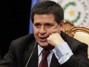 Paraguay Devlet Başkanı Cartes'ten hükümet üyelerine çağrı