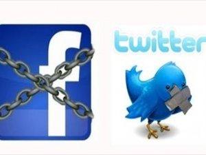 Twitter ve facebook kapanıyor iddiası