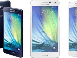 İşte Samsung`un merakla beklenen o telefonu