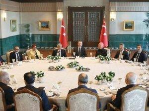 Cumhurbaşkanlığı Sarayı'nın adı Cumhurbaşkanı Külliyesi olacak